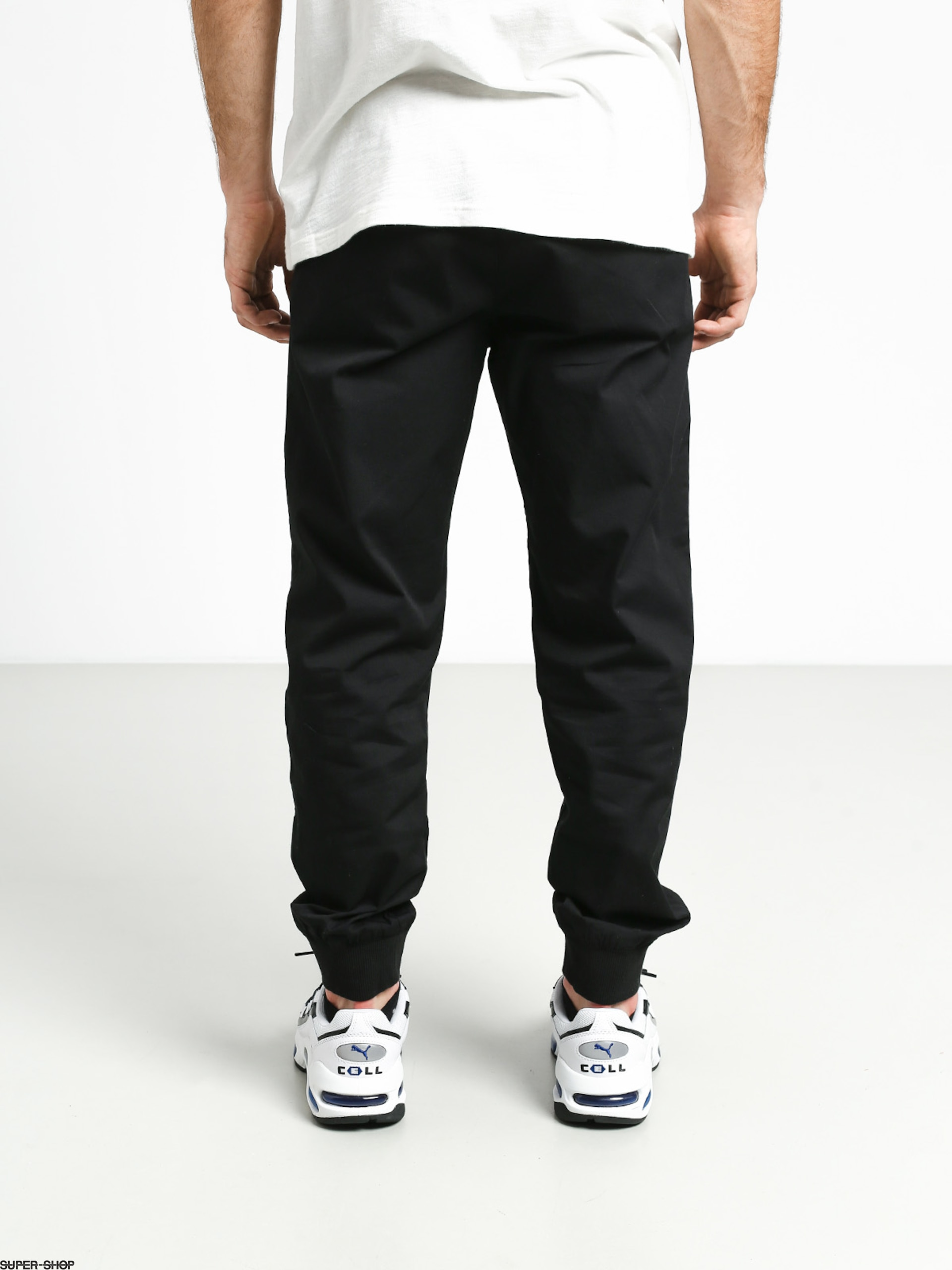 catch 100% top quality running shoes Carhartt WIP Madison Jogger Pants (blue rinsed)
