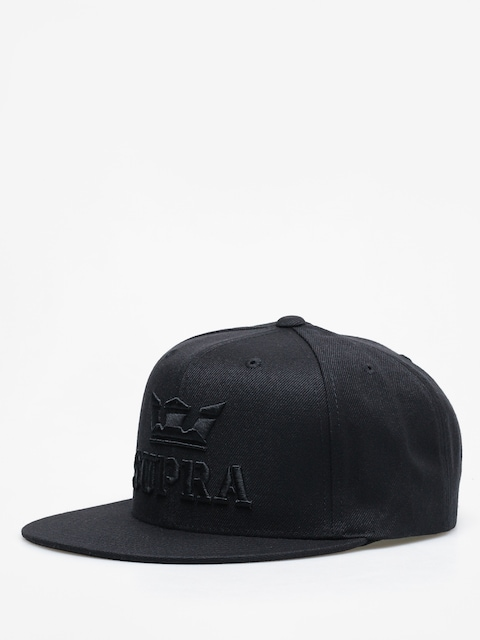 Supra Above Decon ZD Cap (black/black)