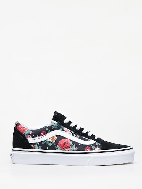 Vans Old Skool Shoes (garden floral/black/true white)