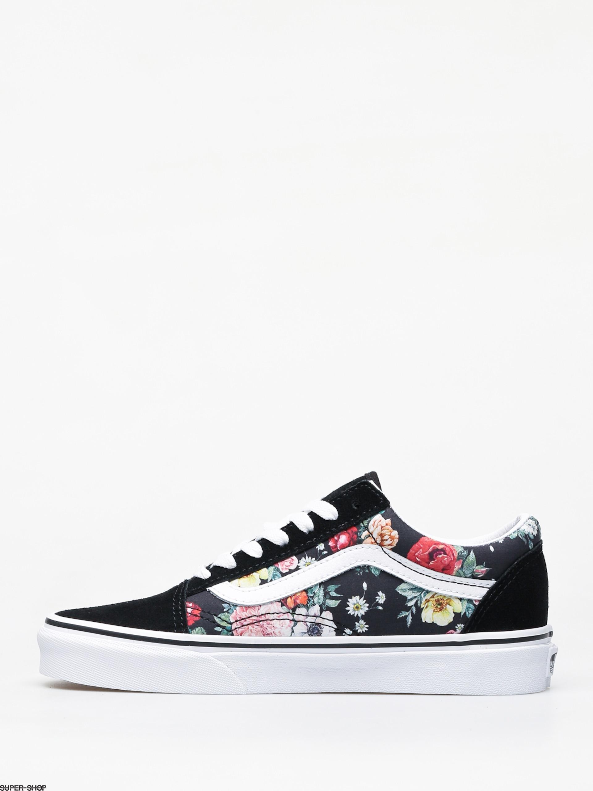 Vans Old Skool Shoes (garden floral