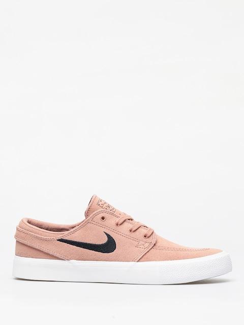 Nike SB Zoom Janoski Rm Shoes (rose gold/black summit white)