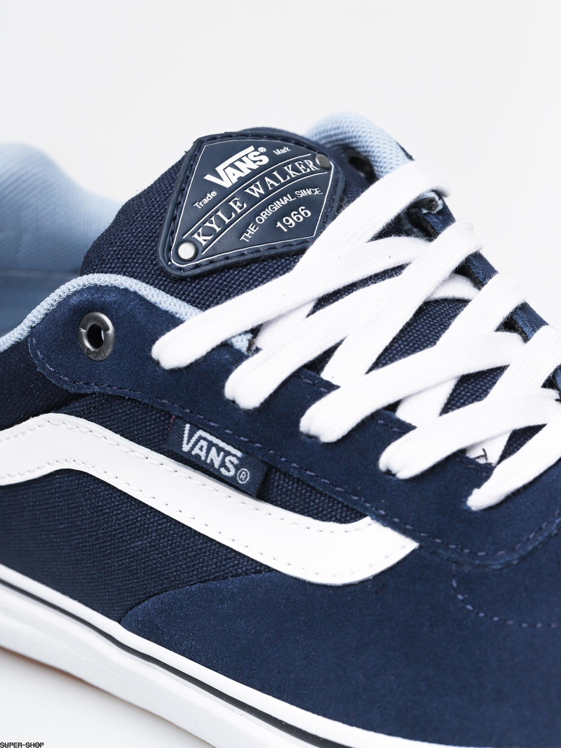 Vans Kyle Walker Pro Shoes (dress blues