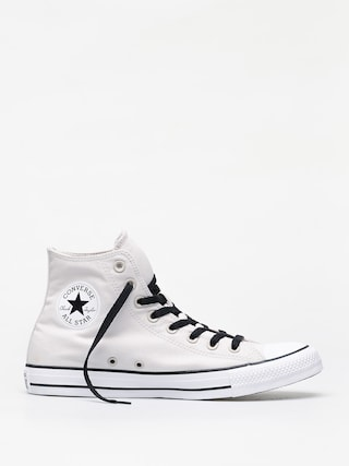 Converse Chuck Taylor All Star Hi Chucks (pale putty/black/white)