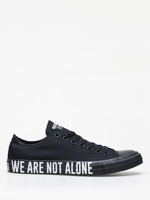 Converse Chuck Taylor All Star Ox Chucks (black/white/black)