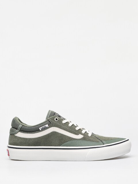 Vans Tnt Advanced Prototype Shoes (green/marshmallow)