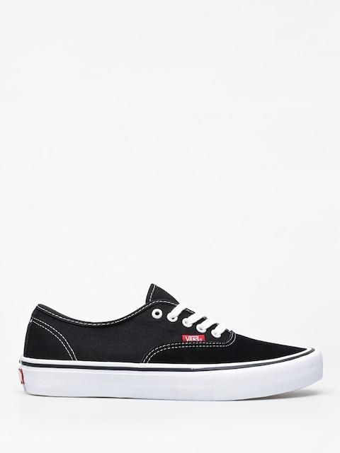 Vans Authentic Pro Shoes (black/true white)