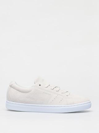 Emerica Americana Shoes (white/white)