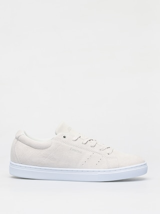 Emerica Americana Shoes (white/white)