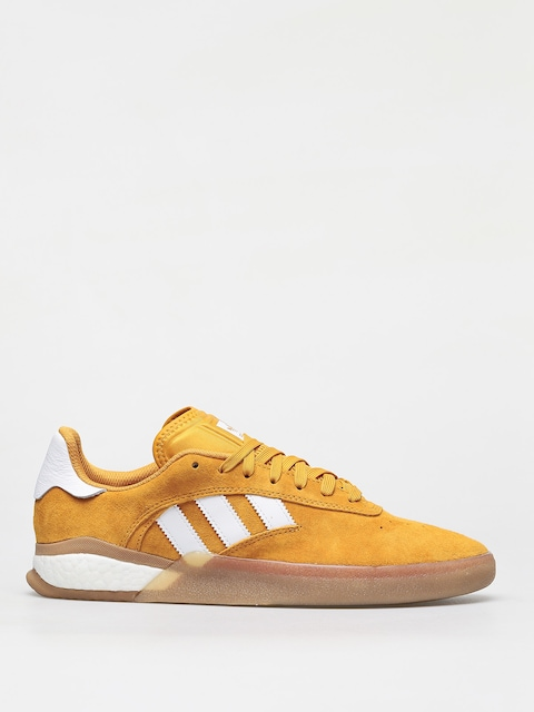 adidas 3St 004 Shoes (tactile yellow f17/ftwr white/gum4)