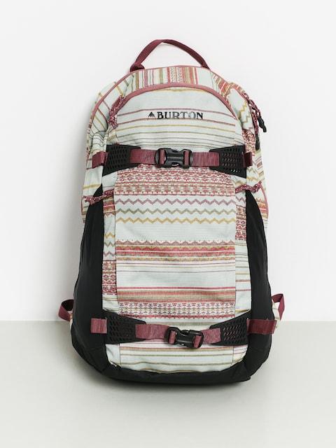 Burton Day Hiker 25L Backpack Wmn (aqua gray revl print)