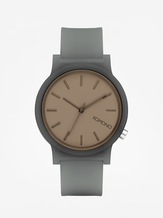 Komono Mono Watch (charcoal glow)