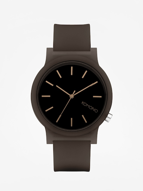 Komono Mono Watch (black glow)