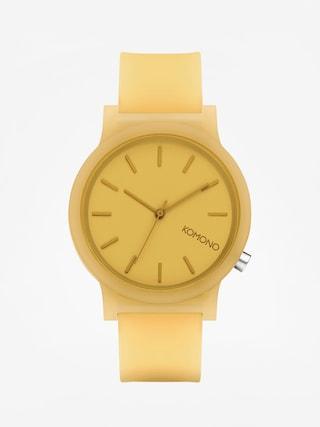 Komono Mono Watch (ochre glow)