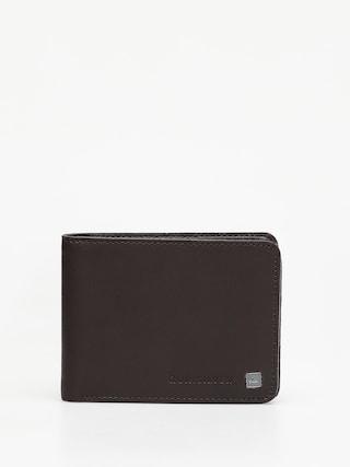 Quiksilver Mack Ix Wallet (chocolate brown)