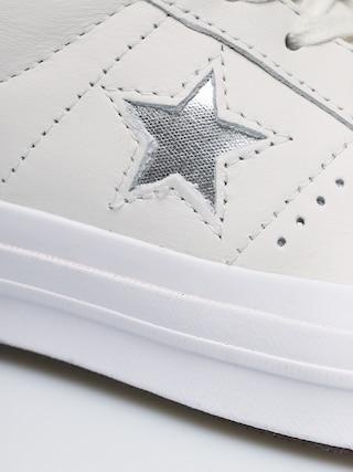 Converse One Star Ox Chucks Wmn (vintage white)