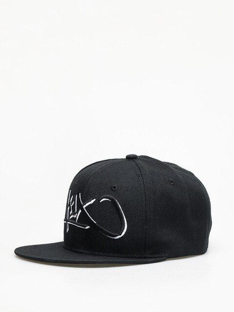 K1x Shadow Snapback 6 Pack ZD Cap (black)