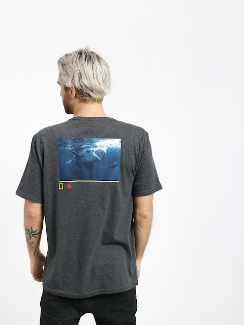 Element Current T-shirt (charcoal heathe)