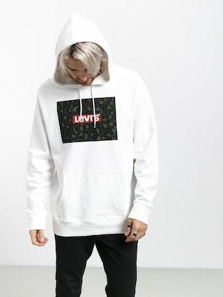 Levi's Graphic Box HD Hoodie (white)