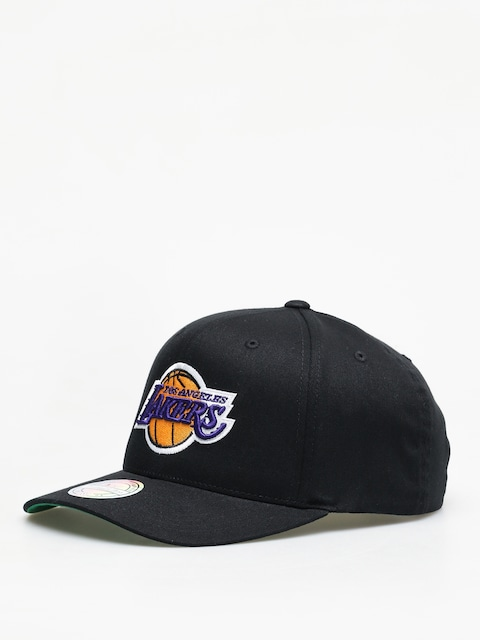 Mitchell & Ness Team Logo High Crown La Lakers ZD Cap (black)