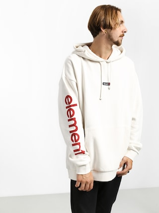 Element Primo Big HD Hoodie (off white)