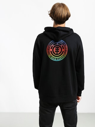 Element Seal Gradient HD Hoodie (flint black)