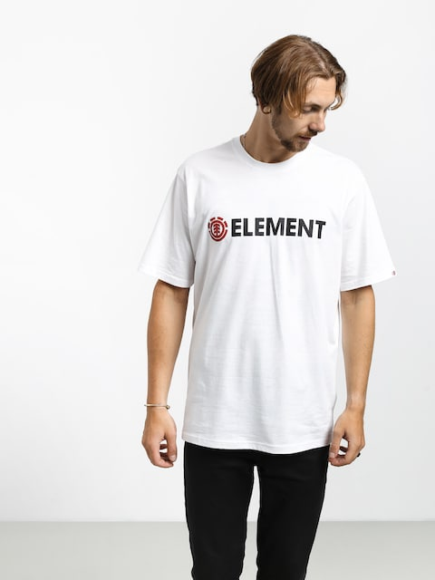 Element Blazin T-shirt (optic white)