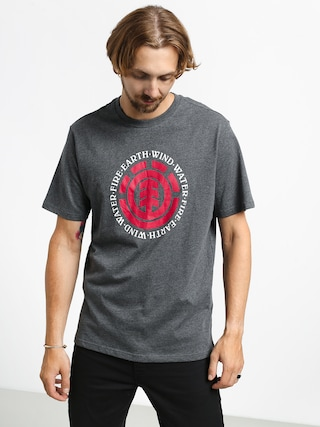 Element Seal T-shirt (charcoal heathe)