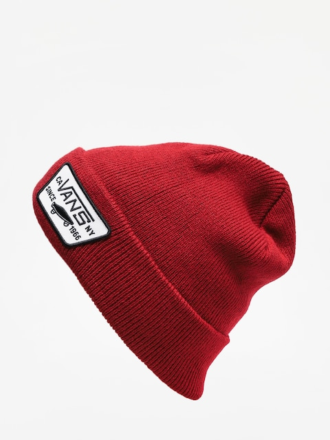 Vans Milford Beanie (biking red)