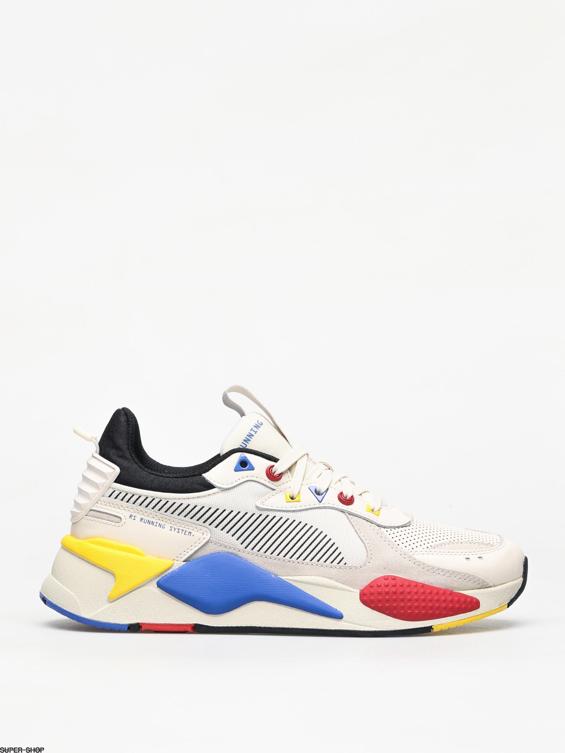 Puma RS X Colour Theory Shoes (whisper