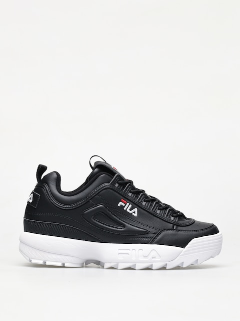 Fila Disruptor Low Shoes (black)