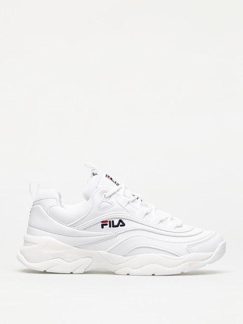 Fila Ray Low Shoes Wmn (white)
