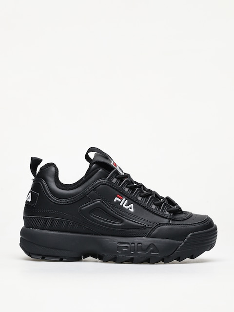 Fila Disruptor Low Shoes Wmn (black/black)