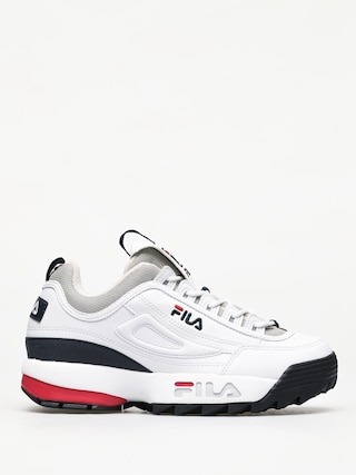 Fila Disruptor Cb Low Shoes (white)