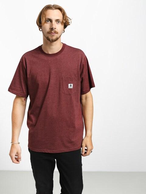 Element Basic Pocket Label T-shirt