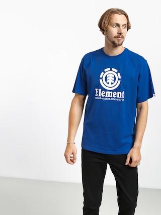 Element Vertical T-shirt (nautical blue)