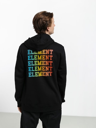 Element Drop HD Hoodie (flint black)