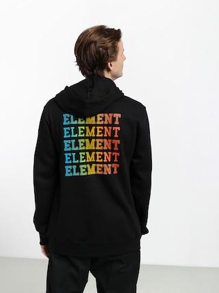 Element Drop HD Hoodie (flint black)