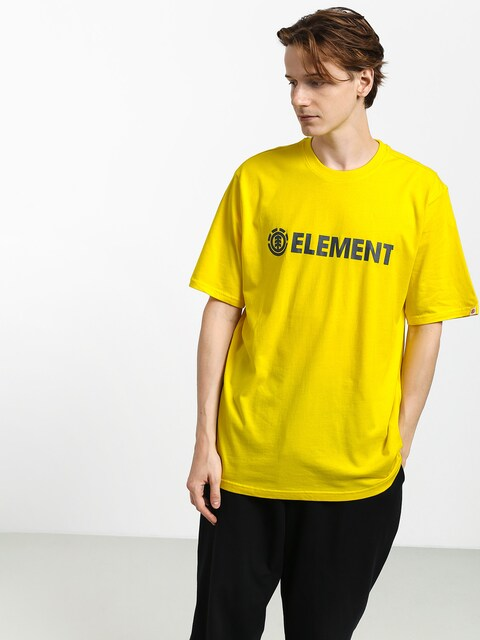Element Blazin T-shirt (bright yellow)