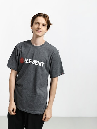 Element Blazin T-shirt (charcoal heathe)