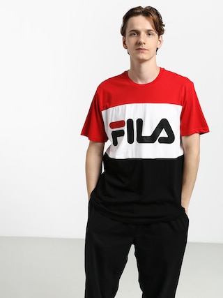 Fila Day T-shirt (true red/black/bright white)