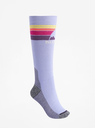 Burton Emblem Midweight Socks Wmn (aster purple)