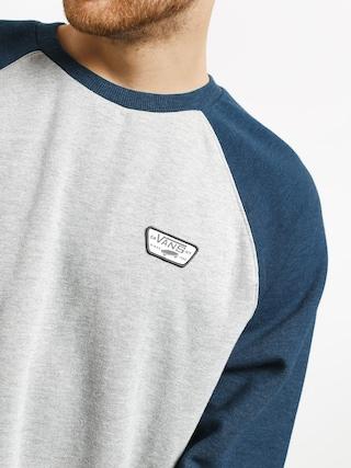 Vans Rutland III Sweatshirt (cement heather/gibraltar sea)