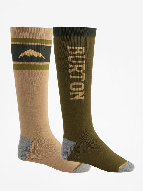 Burton Weekend Midweight 2Pk Socks (keef)