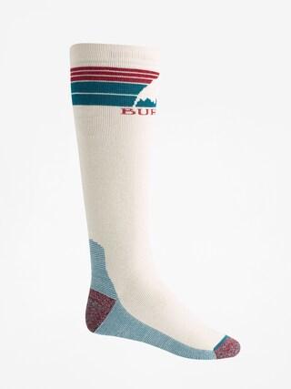 Burton Emblem Midweight Socks (canvas)
