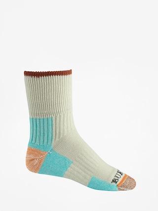 Burton Wool Hiker Socks (oatmeal heather)