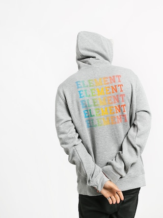 Element Drop HD Hoodie (grey heather)