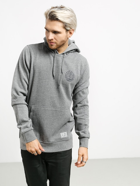 Element Too Late Logo HD Hoodie