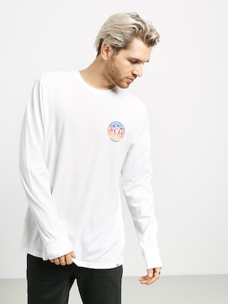 Element Seal Gradient Longsleeve (optic white)