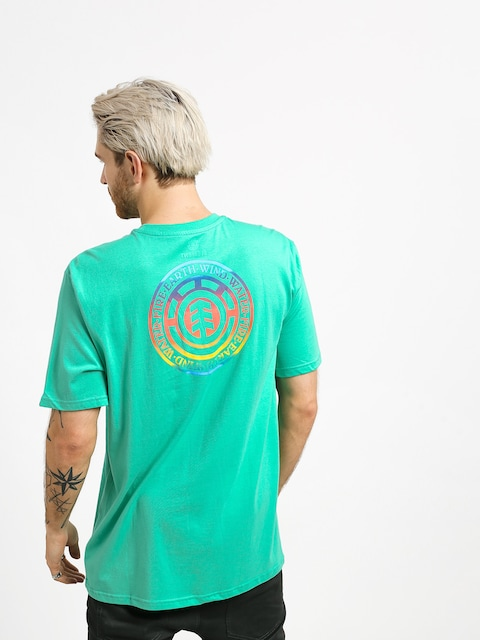 Element Seal Gradient T-shirt (mint)