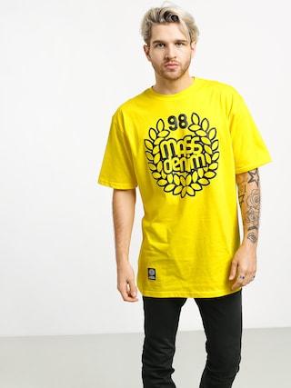 MassDnm Base T-shirt (yellow)